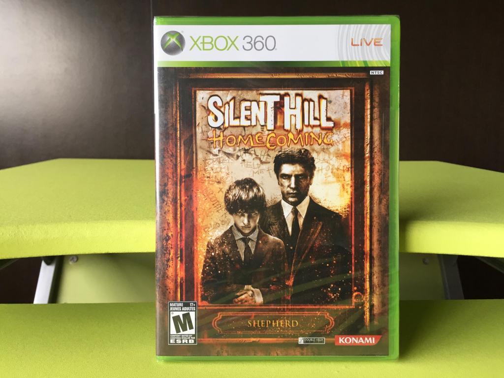 SILENT HILL HOMECOMING para XBOX 360 !!! NUEVO ¡¡¡