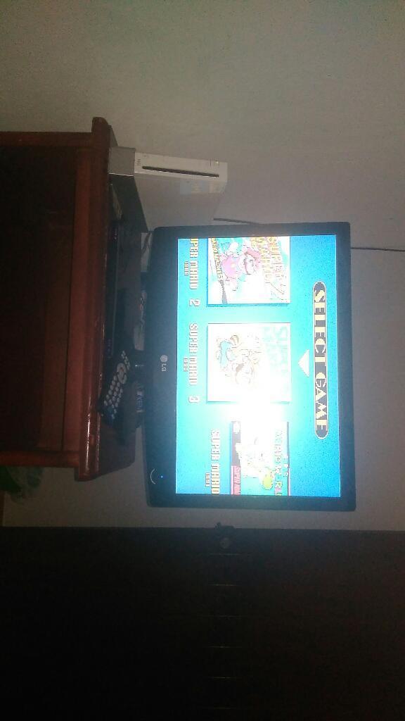 Televisor Lg 24 Pul, Más Nintendo Wii