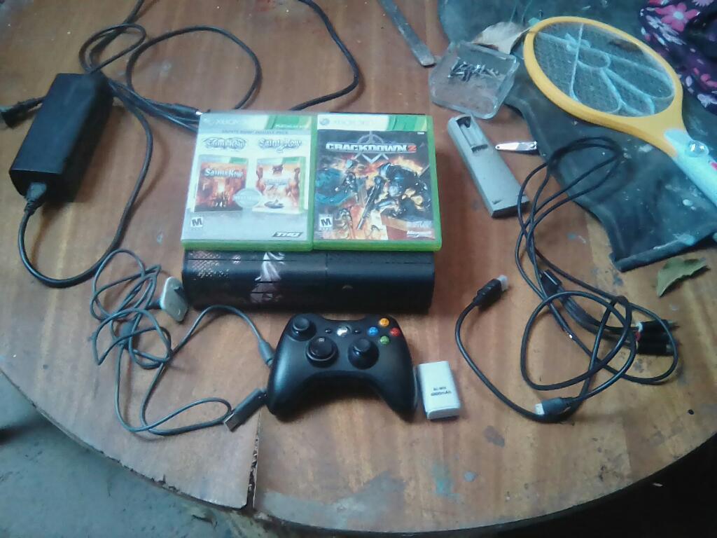 Vendo O Cambio Xbox 360 por Ps3