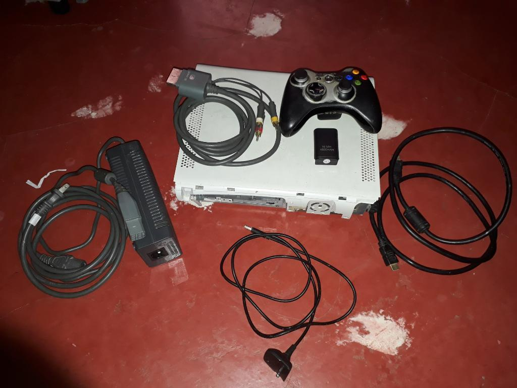 Xbox 360 Se Vende O Se Cambia por Celula