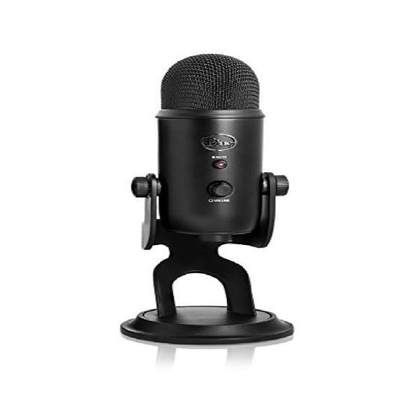 Blue Yeti Microfono Usb Recording