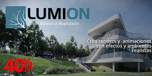 Lumion 9 – Renderización 3D Para Arquitectos