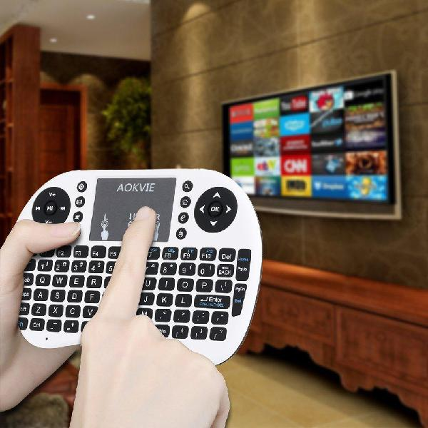 MINI TECLADO KEYBOARD TV BOX ANDROID PC 11JP