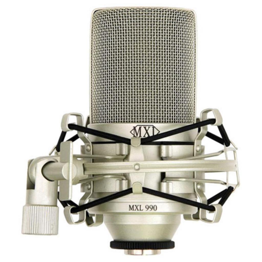 Micrófono condensador MXL 990