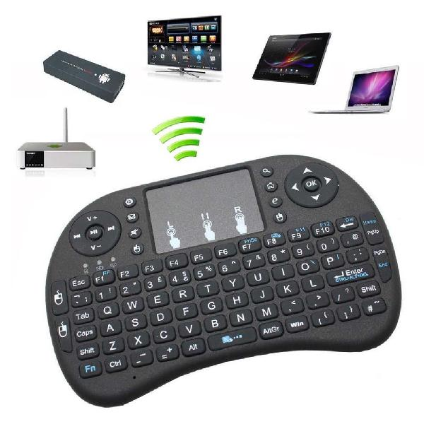 Mini Teclado Touchpad Inalambrico I8 Smart Tv Tv Box