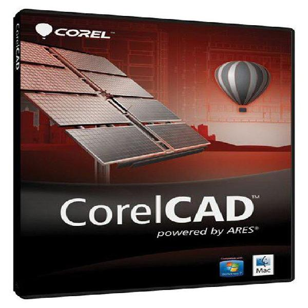 PROGRAMA 3D C_orelCad 2019 SP0 – v19 – CAD 2D y 3D
