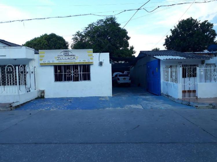 VENDO CASA LOTE COMERCIAL EN BARRIO SAN ISIDRO