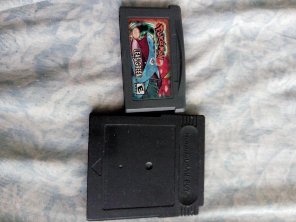 Jugos de Game Boy