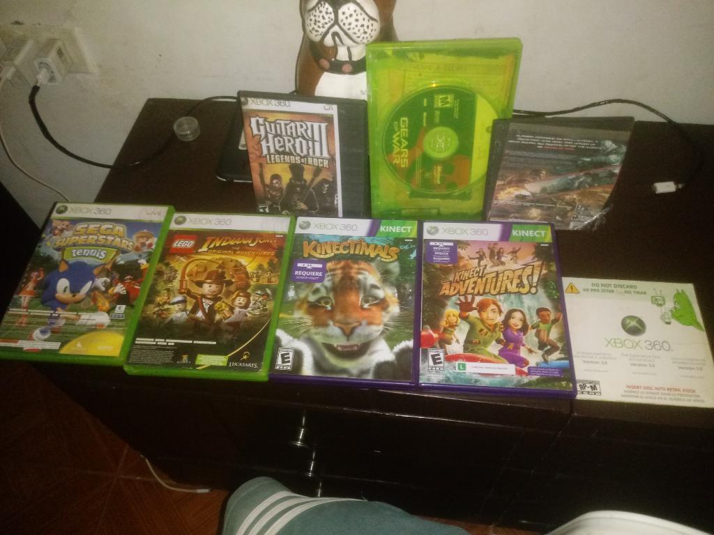 Vendo Juegos Originales para Xbox 360