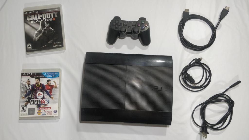 Vendo Playstation 3 Super Slim 232GB