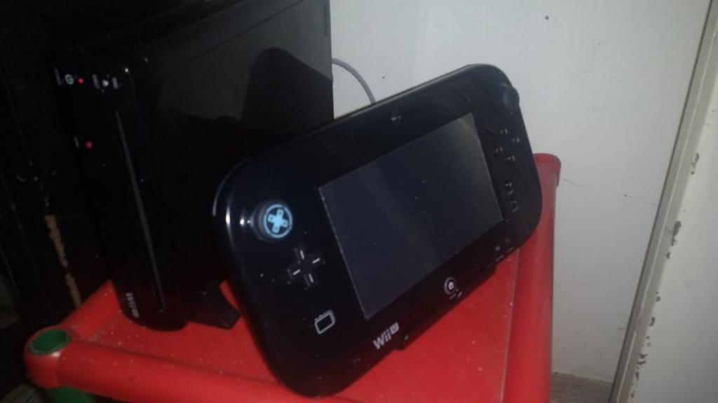 Wii U 96gb Programada Variedad De Juegos Y Accesorios