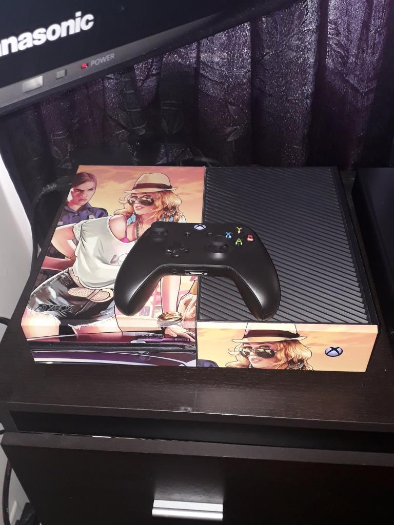 Xbox One 500gb/perfecto Estado
