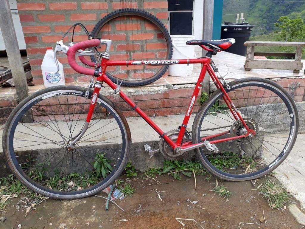 Bicicleta Ruta Excelente Estado Negociab