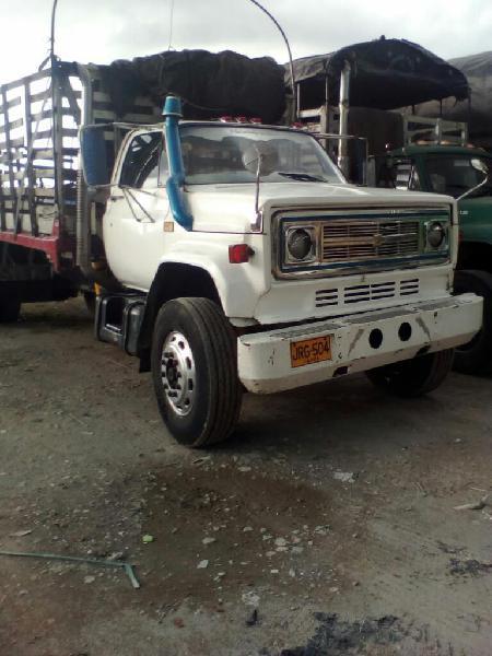 Camion Chevrolet C70 1986 Chatarrero