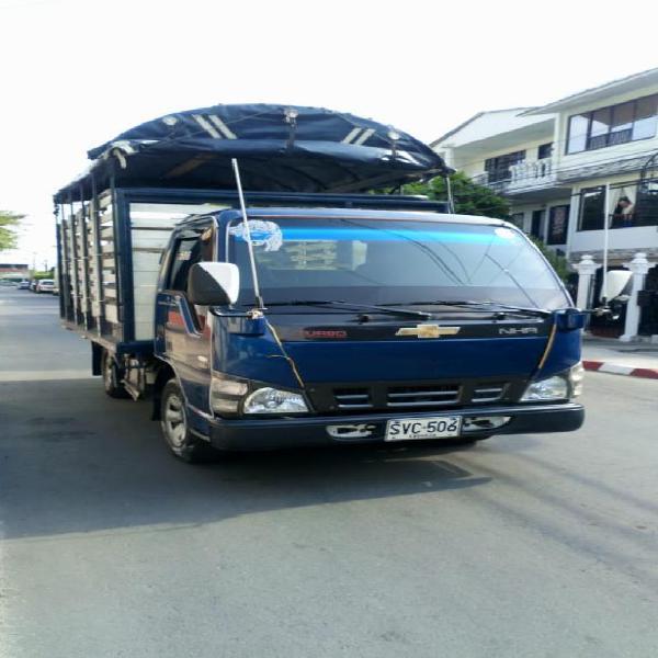Chevrolet Nhr Mod 2011 Estacas Excelente