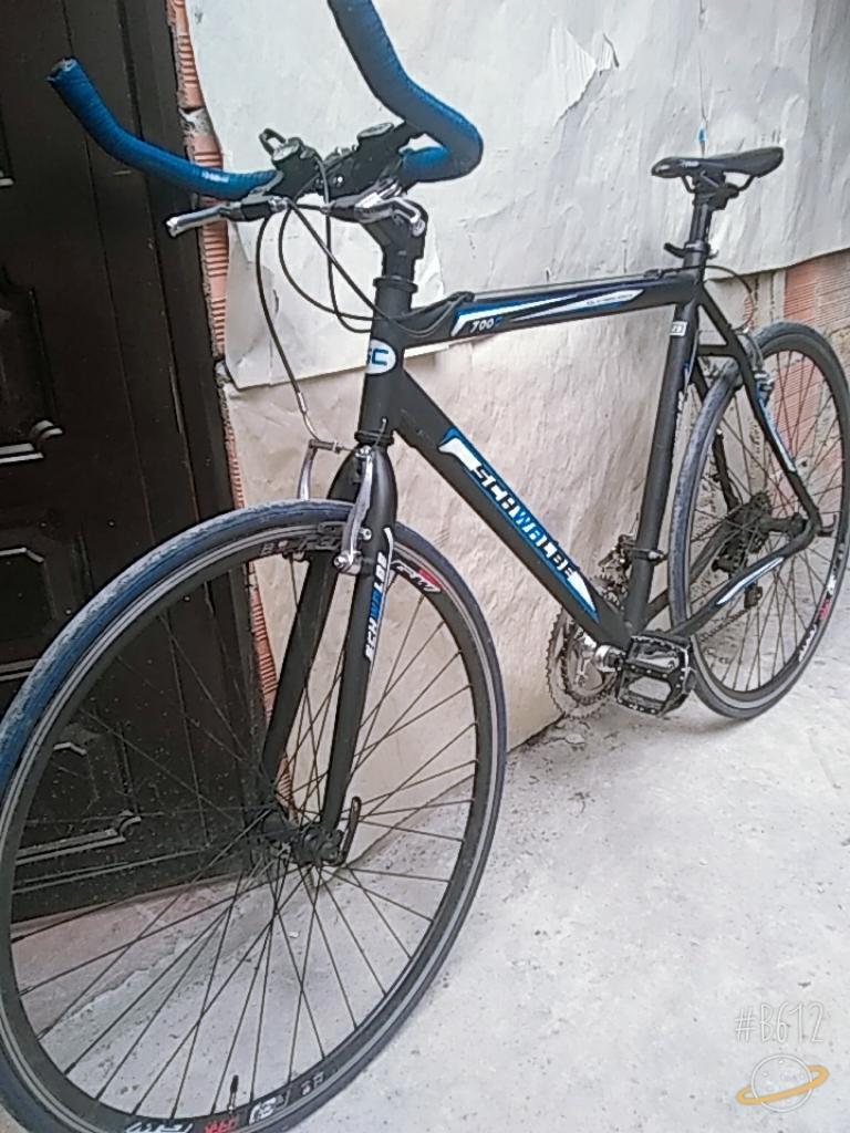 Hernosa Bici Semicarreras en Aluminio