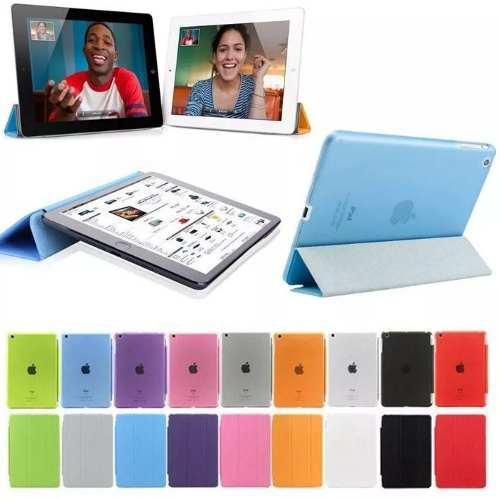 Ipad Mini Estuche Tipo Smart Cover Ipad Mini 1 2 3 Obsequios