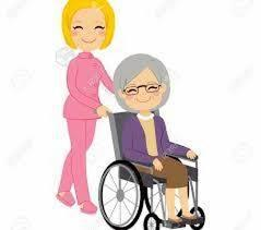 cuido a personas mayores de edad o bebes experiencia aux