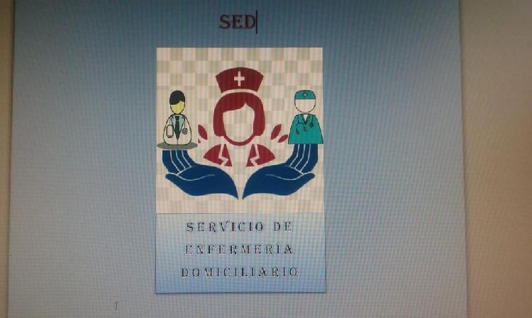 servicio de enfermeria domiciliaria