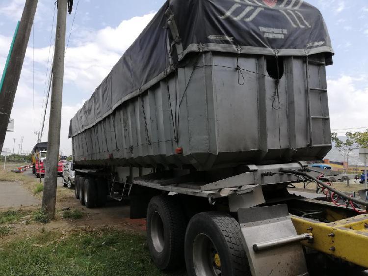 trailer tipo volco inca