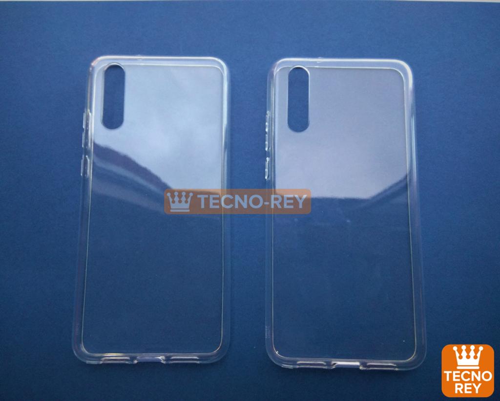 Carcasa Huawei P20 Protector de Silicona Transparente