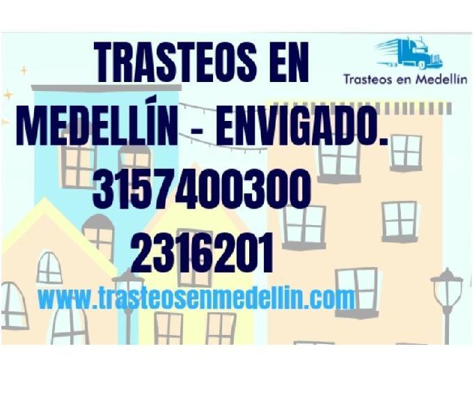 Trasteos en Medellín - Envigado 2316201