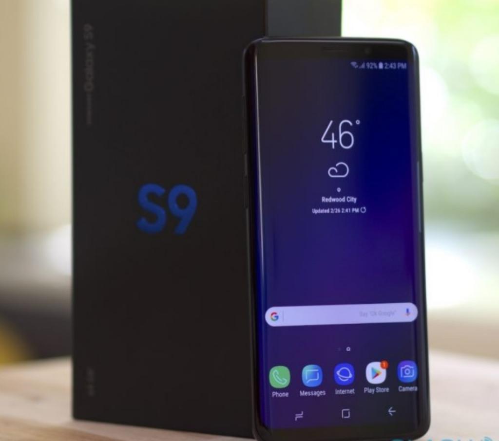 Vencambio Samsung S9 Como Nuevo con Todo