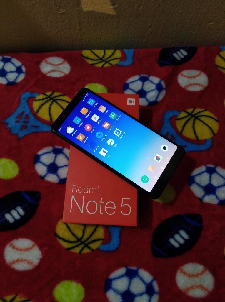 Vendo Cambio Xiaomi Redmi Note 5 Un Mes