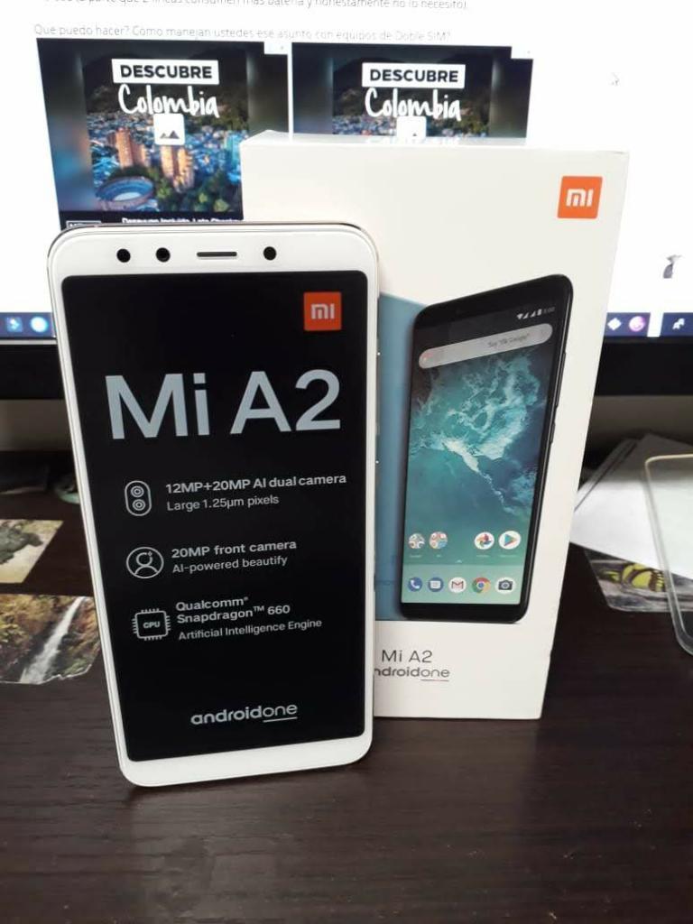 Xiaomi Mi A2 6gb Ram 128 Gb Super Precio