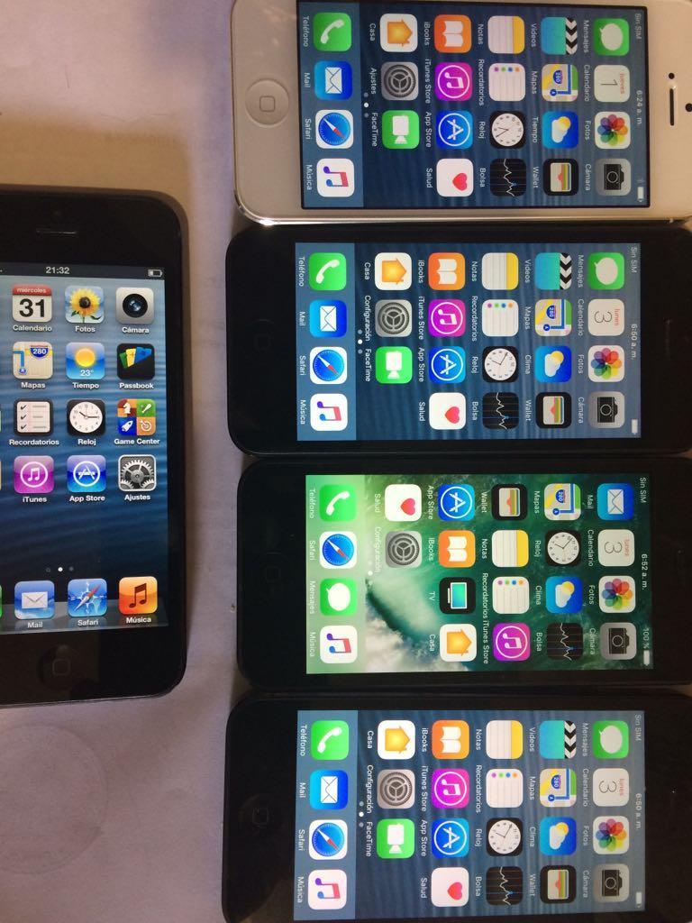 iPhone 4 original Apple libre de iCloud como nuevo