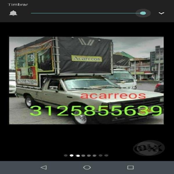 3125855639 Acarreos Y Mudanzas