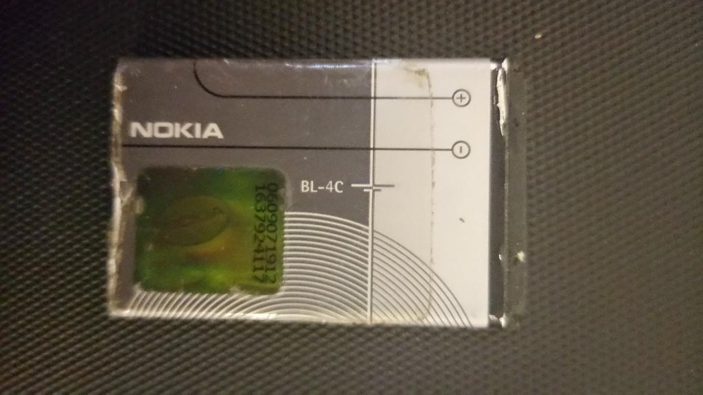 Batería Blc4 3,7 V