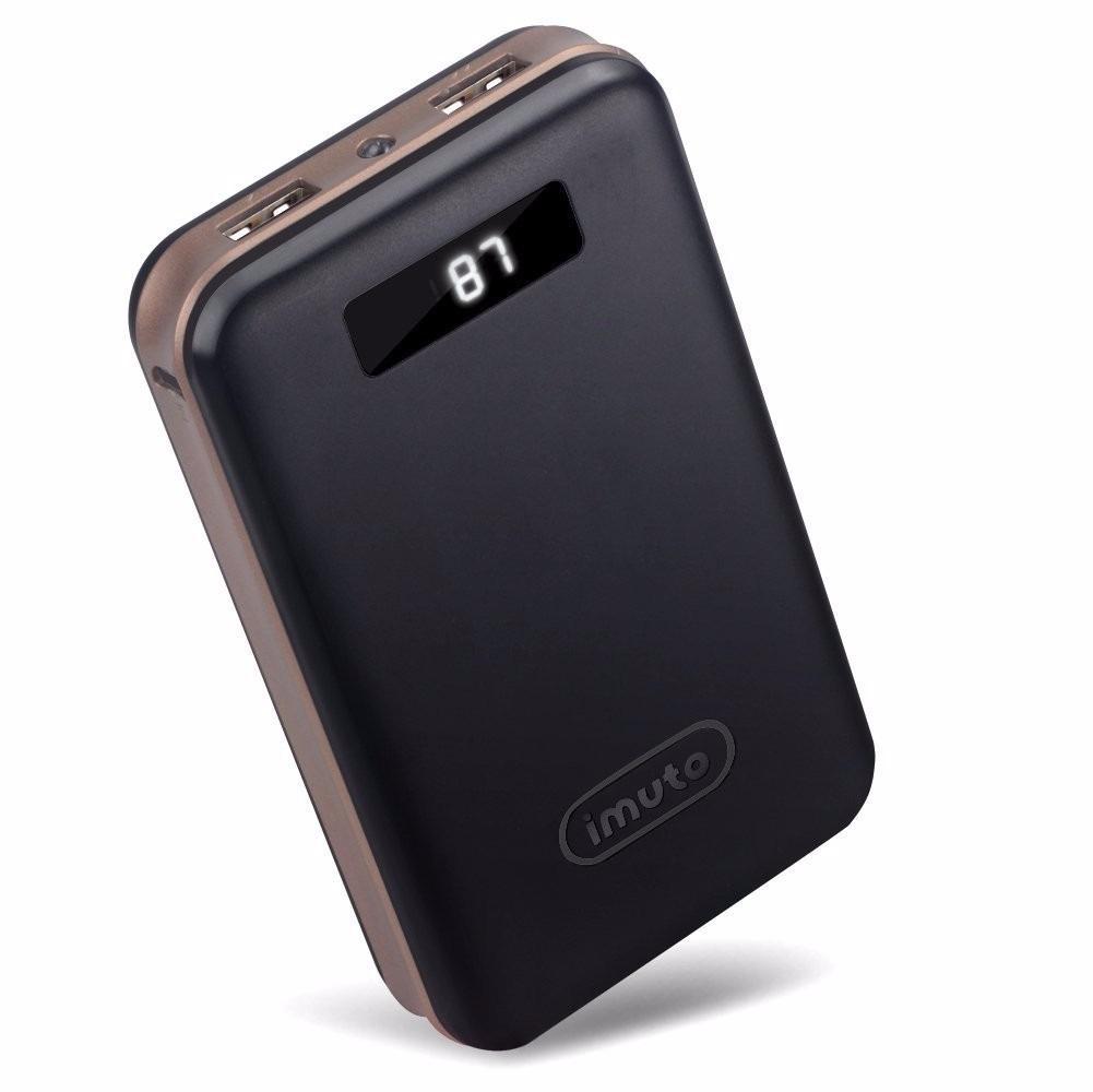 Cargador Powerbank Imuto mah Taurus X4 Bateria Externa