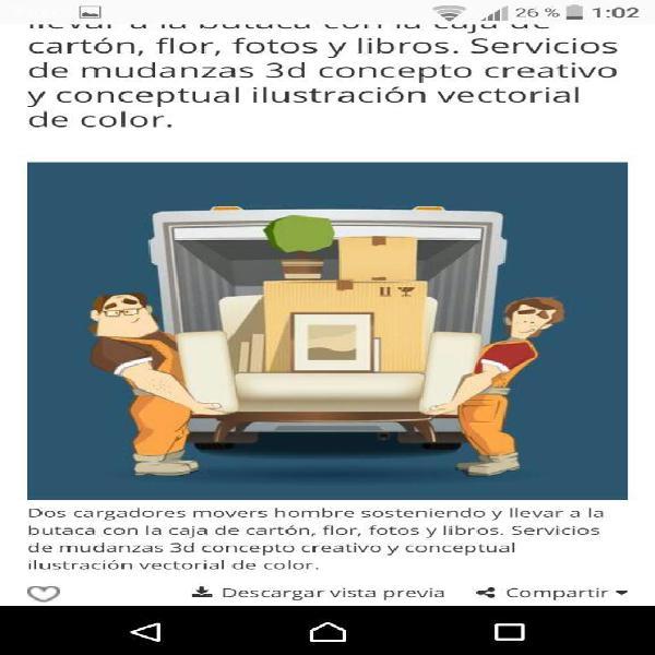 Ceasen Servicios de Mudanzas Nn Llamenos