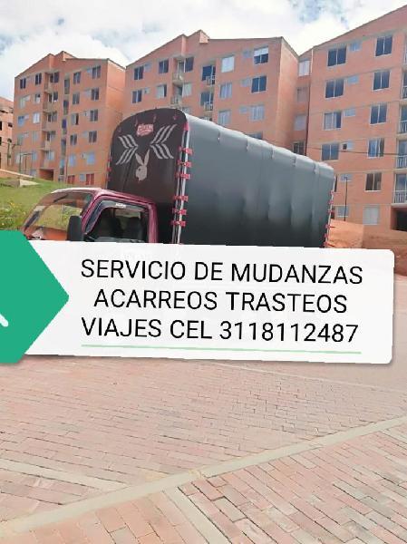 MUDANZAS ACARREOS TRASTEOS