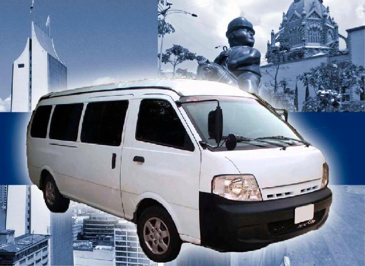 Ofrecemos servicio de transporte para tours en la ciudad de
