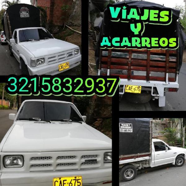 SERVICIO DE TRANSPORTE Y ACARREOS