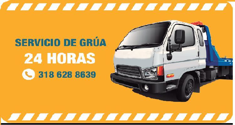 SERVICIO GRUA 24 HORAS 3186288639