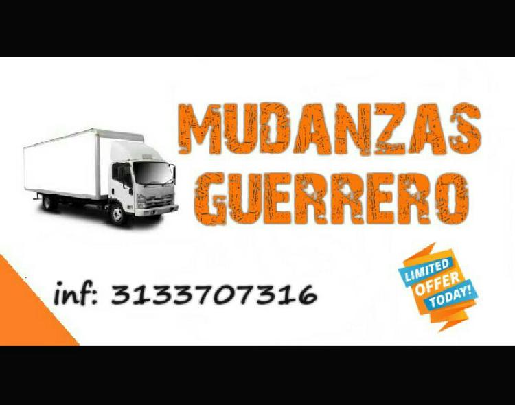 Servicio de Mudanzas en Villavicencio