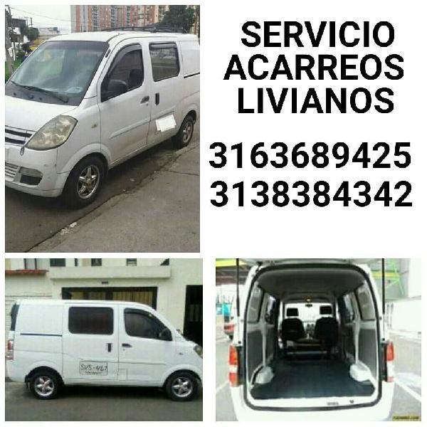 Servicio de Transporte de Carga Liviana