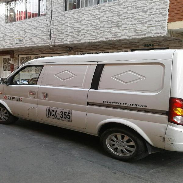 Servicio de Transporte en Mudanzas.