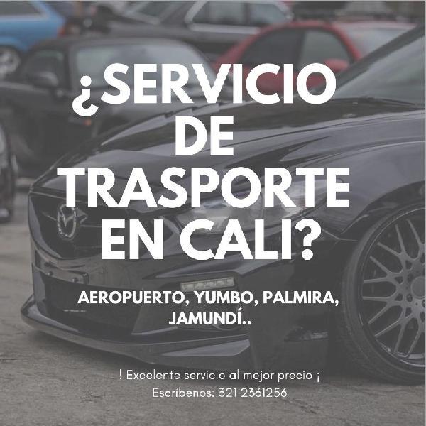 Servicio de Trasporte en Cali !
