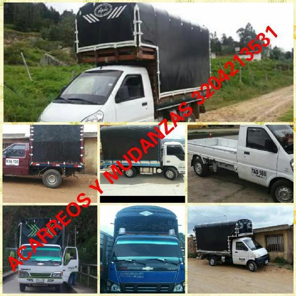 Servicios de Transporte Mudanzas Lláma