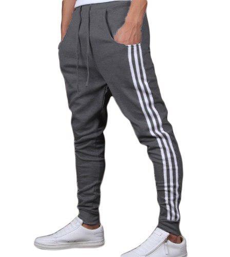 Sudadera Pantalon Jogger Tres Rayas Maxi