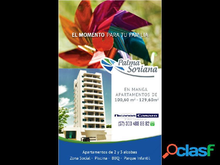 Edificio Palma Soriana - Manga - Cartagena