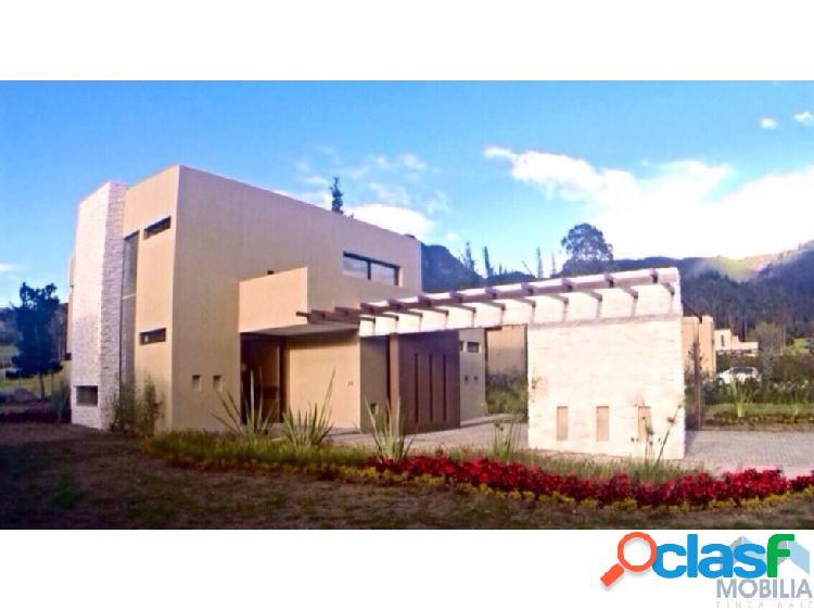 Espectacular casa a la venta y alquiler en Sopó