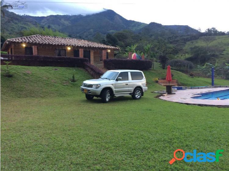Finca de recreo en Barbosa Antioquia
