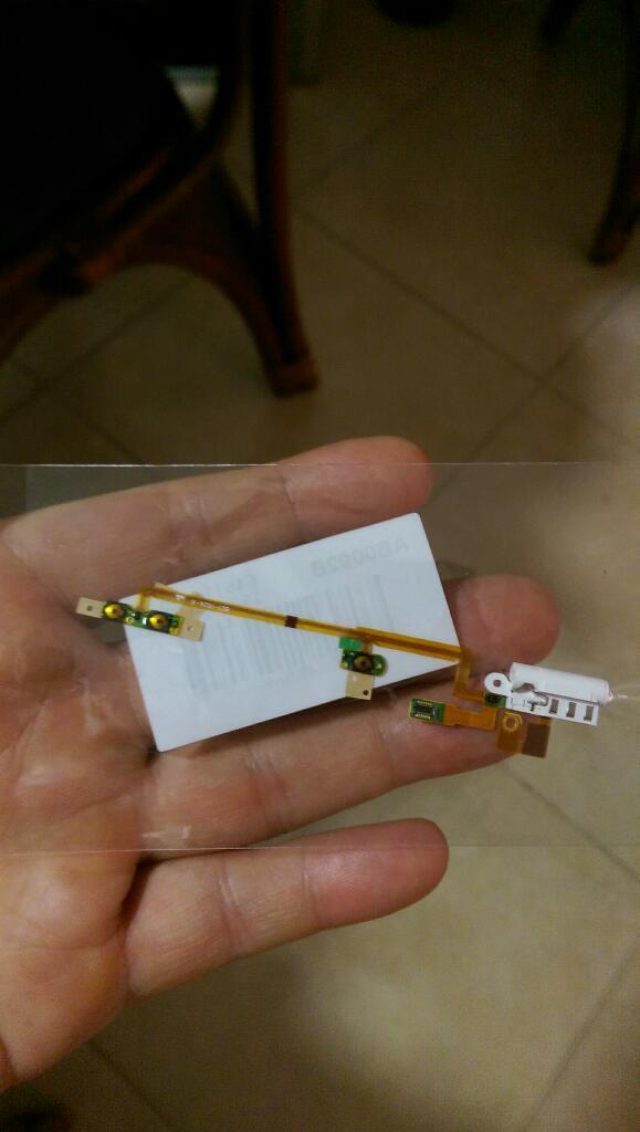 Flex de Encendido iPod Nano Original