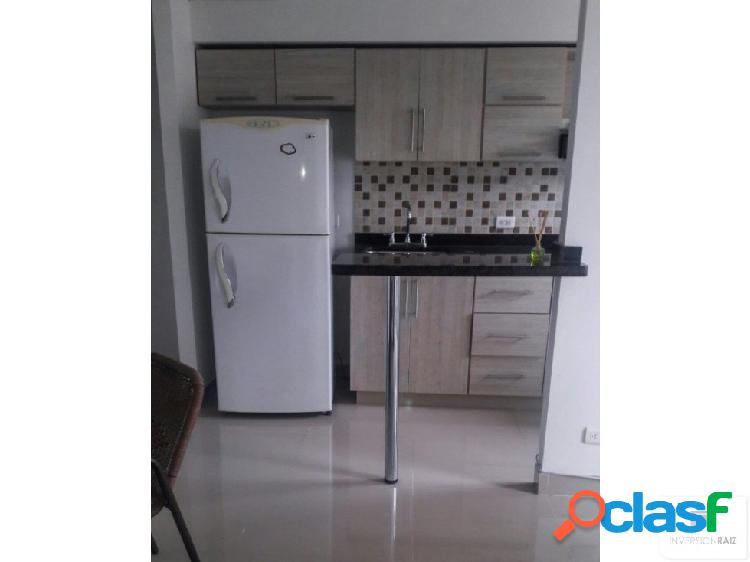 Se vende apartamento amoblado en Sabaneta
