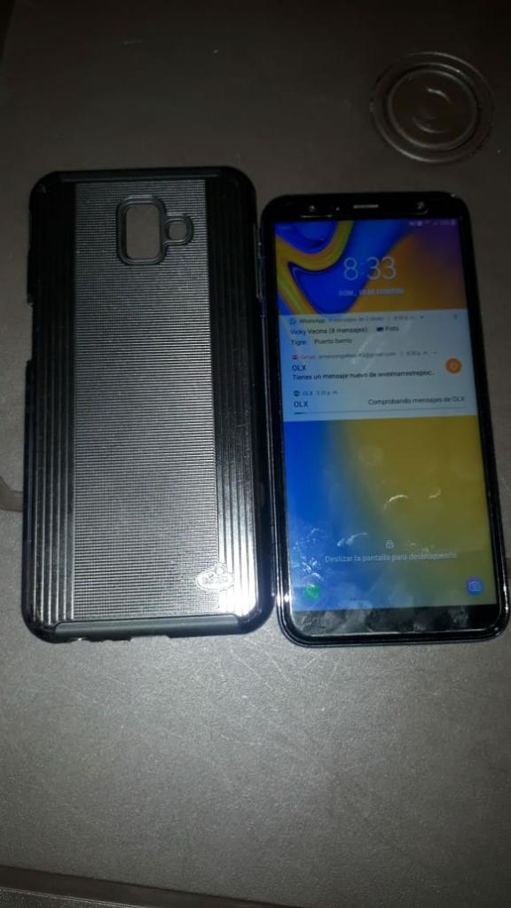 Vendo O Cambio a S6 Edge J6 Plus
